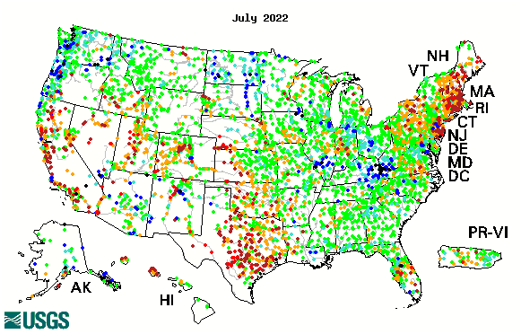 Waters Of The Us Map - Us waters map